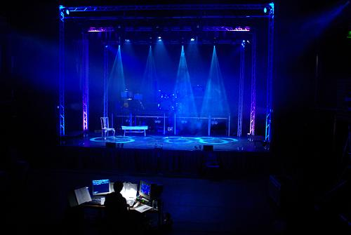 Stage Lighting Design Theatre