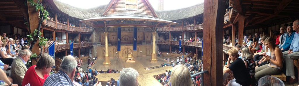 The Globe Theatre - Bucket List!