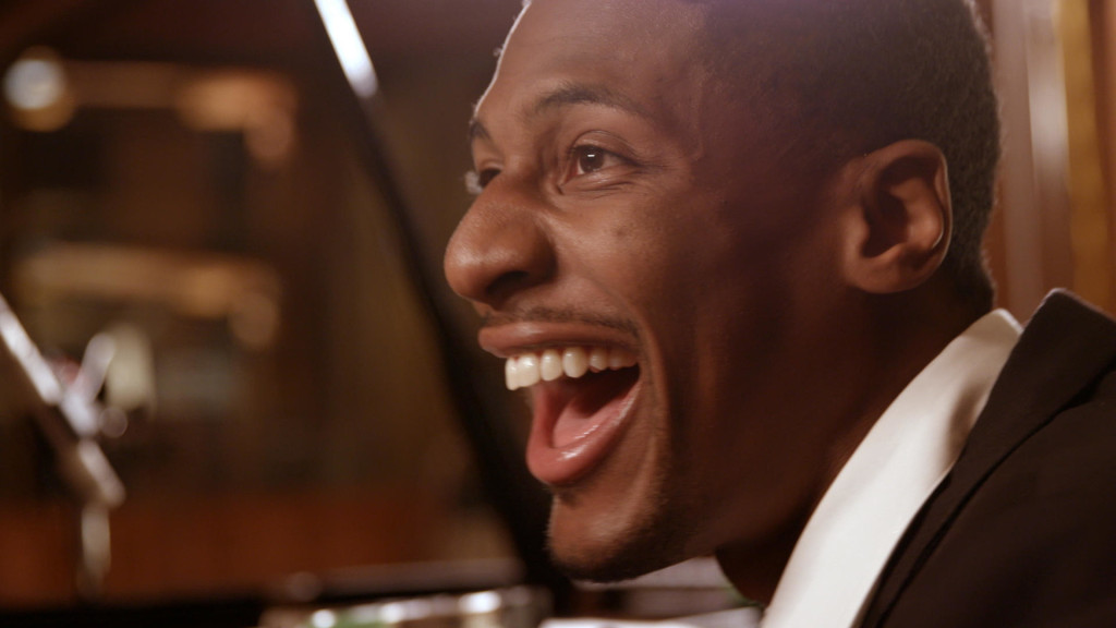 Jon Batiste's Laughing